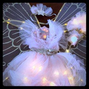 Pottery Barn Fairy Light up costume